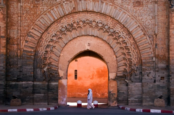 Visit Marrakesh in Morocco